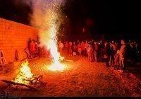 Фестиваль огня в Иране привел к человеческим жертвам