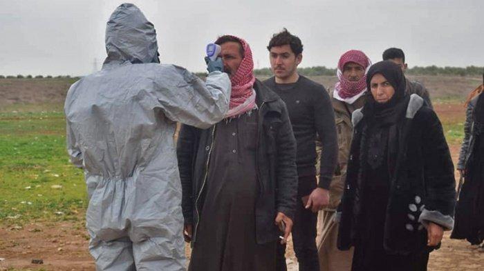 Пока в Сирии не зарегистрировано ни одного случая заражения коронавирусом.