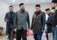 Муфтий посетил Благотворительный фонд «Закят» ДУМ РТ