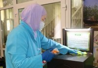 В мечетях Татарстана проводят дезинфекцию