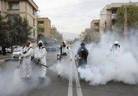 В Иране от «профилактики» коронавируса погибли более 60 человек