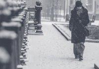 В Москве ожидаются резкое похолодание и снег