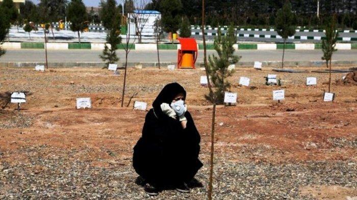 Число жертв коронавируса продолжает расти в Иране.