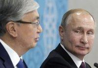 Путин и Токаев обсудили борьбу с коронавирусом