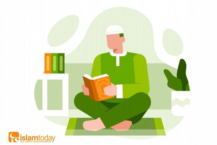 Медитация по Исламу. (Источник фото: freepik.com)