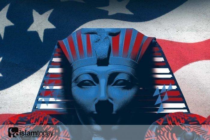 Политические отношения между США и арабским миром. (Источник фото: yandex.ru)
