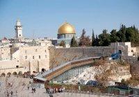Храмовую гору в Иерусалиме закрыли для верующих