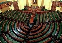 Парламент Египта ушел на карантин