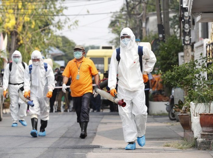 В Индонезии выявлено 579 случаев заражения коронавирусом.