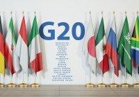 Россия примет участие в экстренном саммите G20