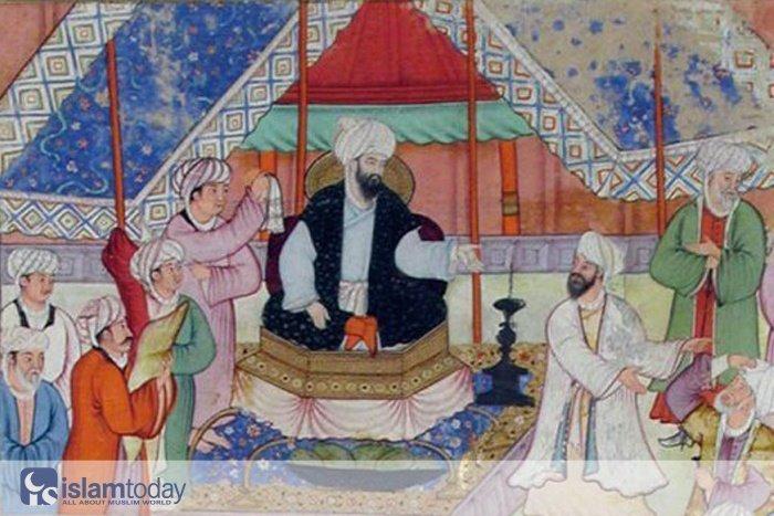 Кто обладал одной из самых почетных должностей в Османской империи?
