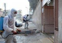 Сирия вводит комендантский час