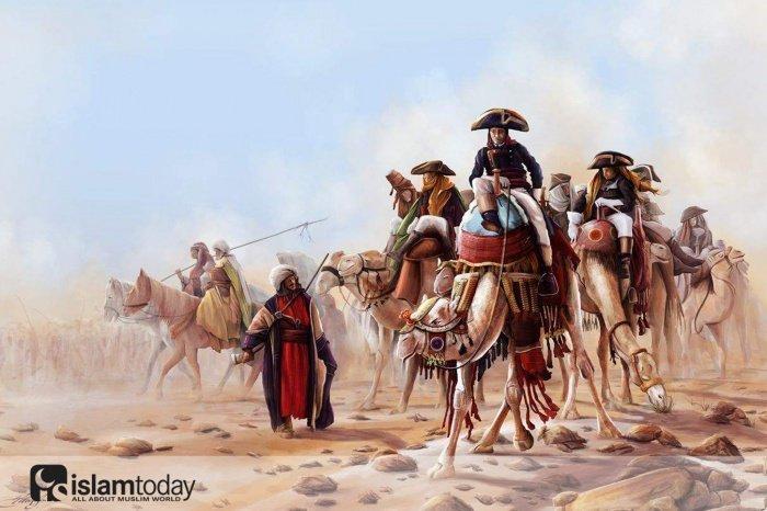 Наполеон Бонапарт и Ислам. (Источник фото: yandex.ru)