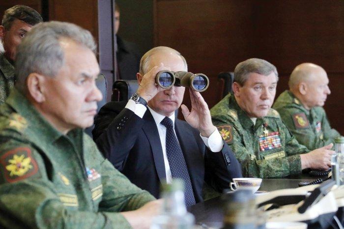 Армия России приготовится к борьбе с коронавирусом.