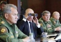 Путин поручил Минобороны подготовиться к борьбе с коронавирусом