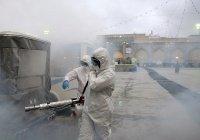 СМИ: жители Ирана гибнут от злоупотребления дезинфекцией