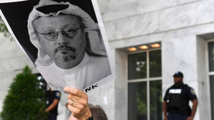 Хашогги был убит в саудовском консульстве в Стамбуле в октябре 2018 года.