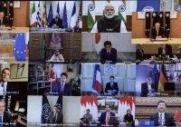 Лидеры G20 приняли документ по итогам экстренного саммита