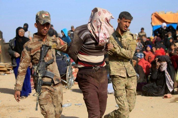 Боевиков ИГИЛ будут публично судить.