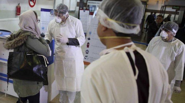 В Афганистане выявлено 80 случаев заражения коронавирусом.