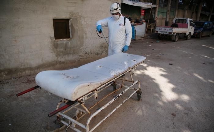 В Сирии зафиксированы пять случаев заболевания коронавирусом.
