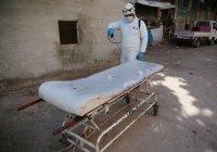 В Сирии - первый случай смерти от коронавируса