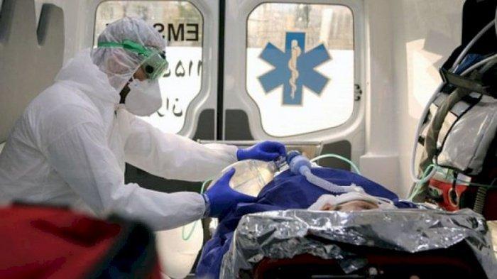 В Иране число выявленных случаев заражения коронавирусом перевалило за 40 тысяч.