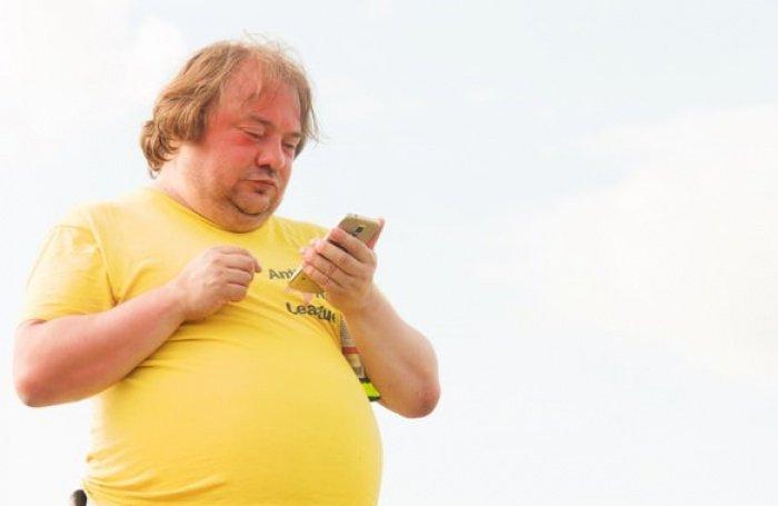 Течение пневмонии COVID-19, вызванной коронавирусной инфекцией, у людей с ожирением будет более тяжелым