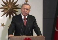 Эрдоган пожертвует свою зарплату за 7 месяцев на борьбу с коронавирусом
