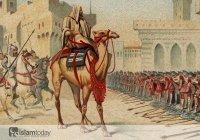 Халиф Умар как образец справедливого человека и руководителя