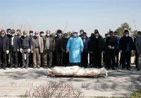В Иране число заразившихся коронавирусом перевалило за 44 тысячи