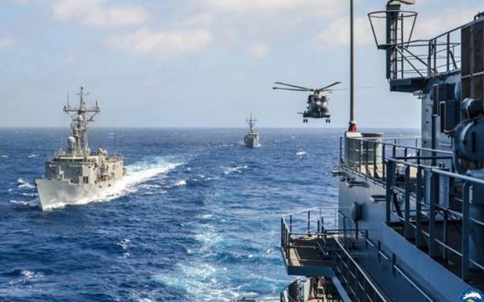 ЕС запускает миссию по контролю оружейного эмбарго в отношении Ливии