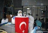Турция отправила Италии и Испании самолет с медицинским грузом