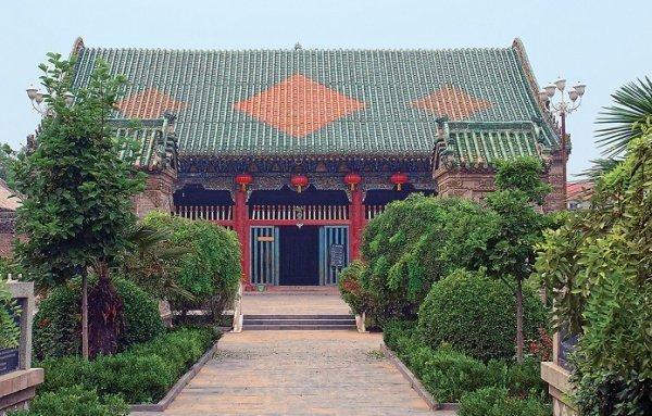 Мечеть Чжусянь в Кайфэне, провинция Хэнань (фото: muslimheritage.com)