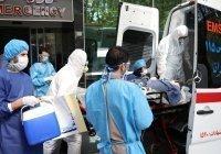 В Иране число погибших от коронавируса перевалило за 3 тысячи