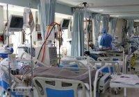 Германия, Франция и Великобритания отправили Ирану медицинское оборудование
