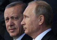Путин и Эрдоган обсудили Сирию и коронавирус
