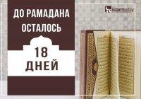 18 дней до Рамадана: зачем человеку нужна вера?