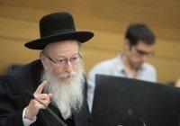 Коронавирус обнаружили у министра здравоохранения Израиля