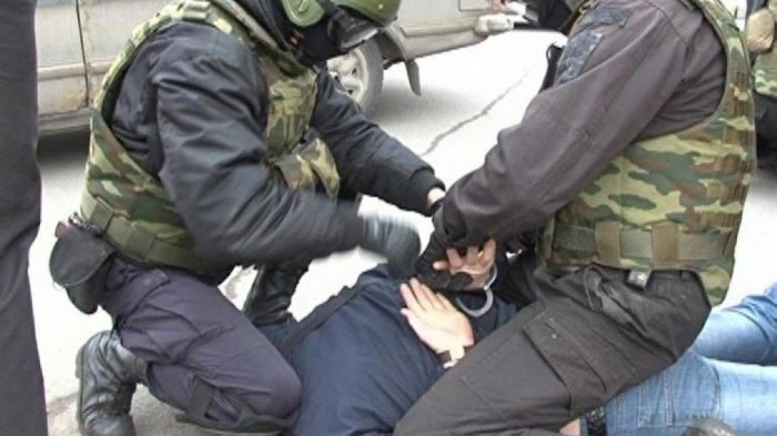 Задержанные отправлены под арест.