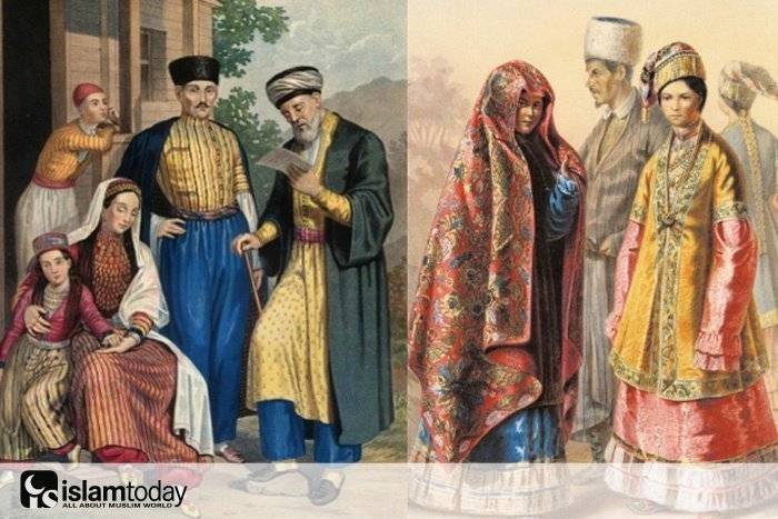 История татар Казахстана