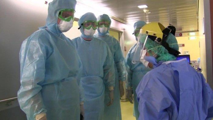 Коронавирусом заразились казахстанские медики.
