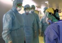 В Казахстане коронавирусом заразились десятки медиков