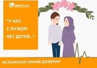 """Исламская линия доверия: """"Мой муж начал общаться с другой женщиной..."""""""