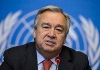 Генсек ООН призвал усилить борьбу с домашним насилием во время пандемии
