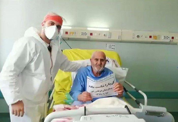Пациенты почтенного возраста выписаны из больниц Кума.