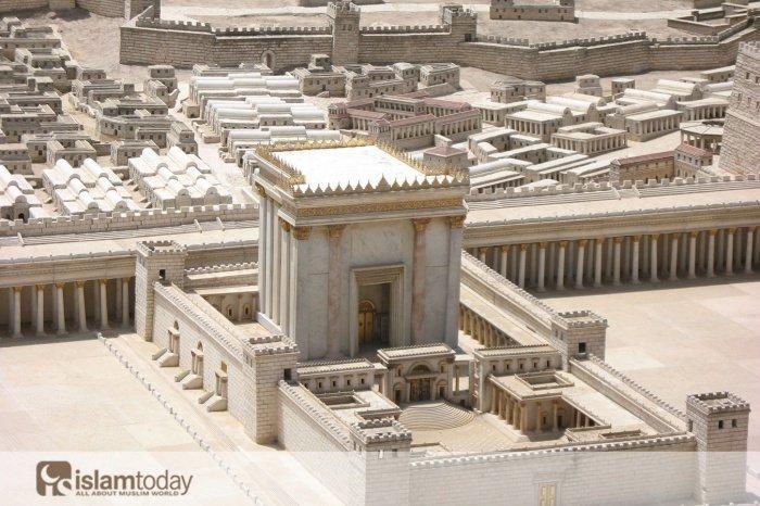 Из истории Иерусалима. (Источник фото: yandex.ru)