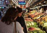 Перечислены регионы с самыми высокими расходами граждан на еду