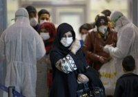 В Иране число заразившихся коронавирусом перевалило за 60 тысяч