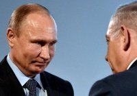 Путин и Нетаньяху обсудили координацию в борьбе с COVID-19